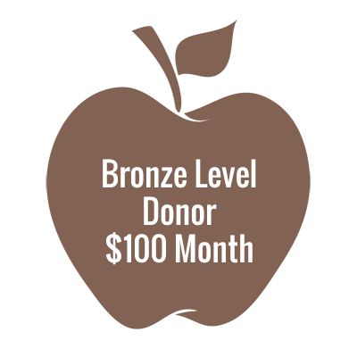 Bronze Level Donor